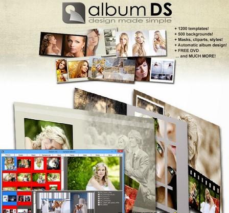[PS特效插件] PS婚纱相册模板排版插件Album DS 11.4 汉化版+4G官方模板