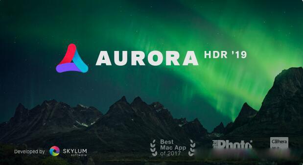 Aurora HDR 2019中文版|Aurora HDR 2019完整汉化破解版【win+mac】