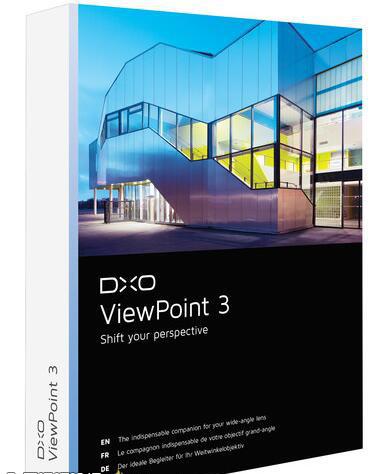 [PS特效插件] PS变形校正插件 DxO ViewPoint 3汉化版 Photoshop+Lightroom